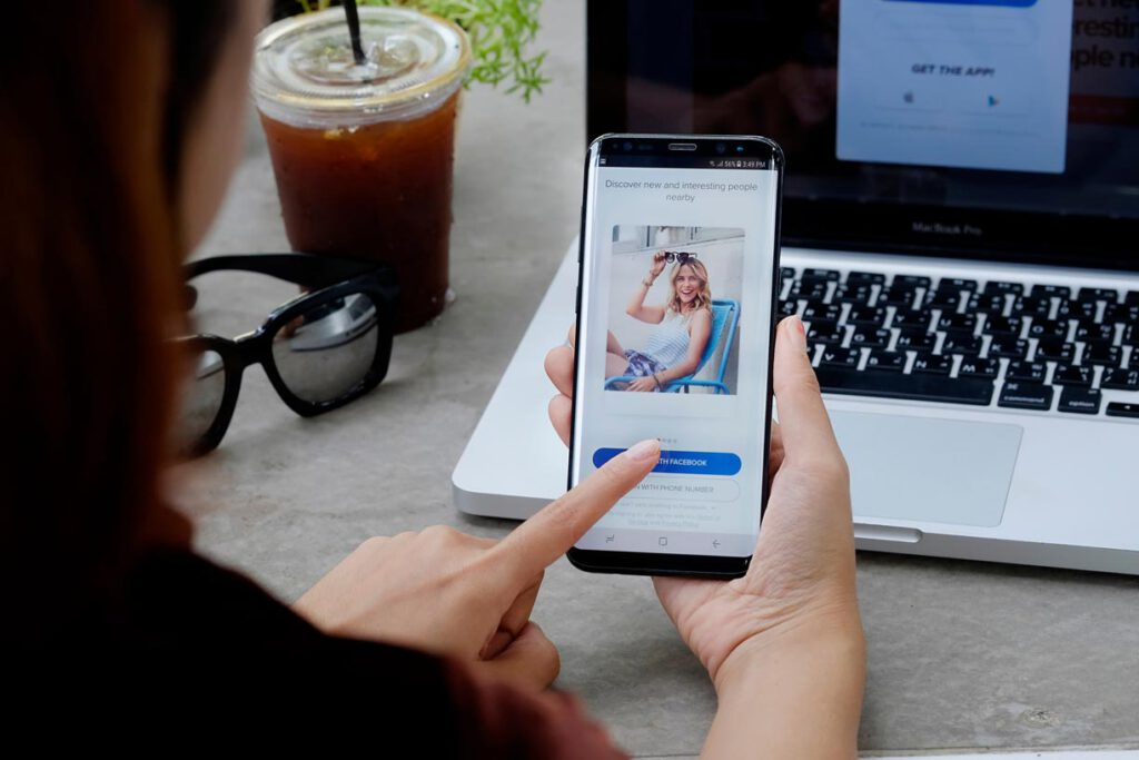 Profilbild Online Dating